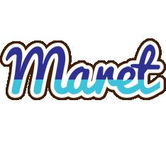 Maret raining logo