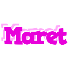 Maret rumba logo