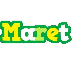 Maret soccer logo