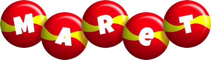 Maret spain logo