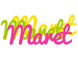 Maret sweets logo