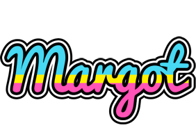 Margot circus logo