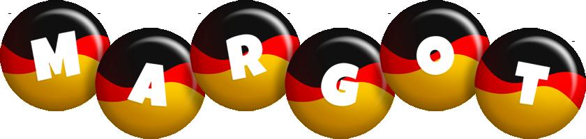 Margot german logo