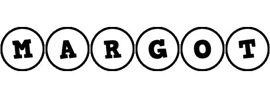 Margot handy logo