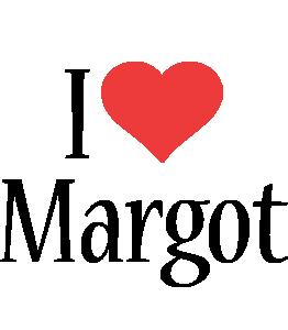 Margot i-love logo