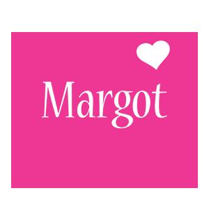 Margot love-heart logo