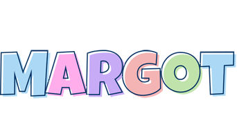 Margot pastel logo