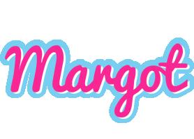 Margot popstar logo