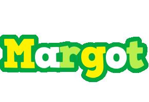 Margot soccer logo