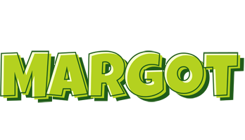 Margot summer logo