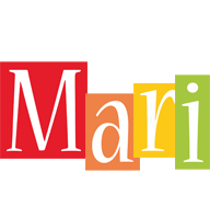 Mari colors logo