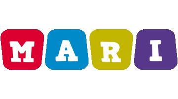 Mari daycare logo