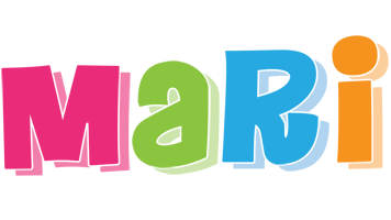 Mari friday logo