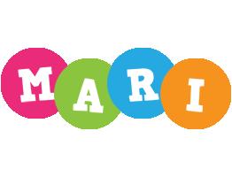 Mari friends logo