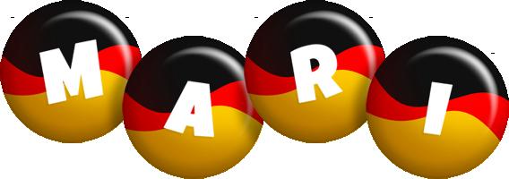 Mari german logo