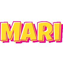 Mari kaboom logo
