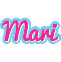 Mari popstar logo