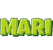 Mari summer logo