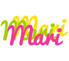 Mari sweets logo