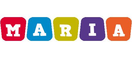Maria daycare logo