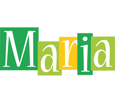 Maria lemonade logo