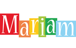 Mariam colors logo