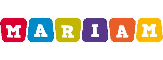 Mariam kiddo logo