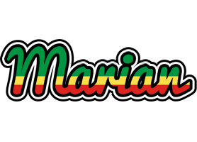 Marian african logo