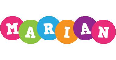 Marian friends logo