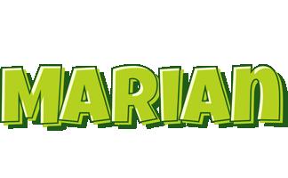 Marian summer logo