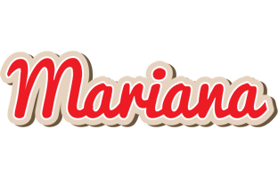 Mariana chocolate logo