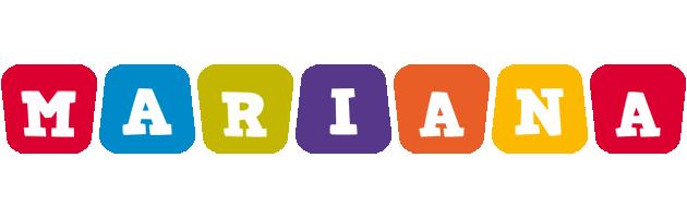 Mariana daycare logo