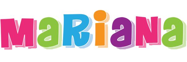 Mariana friday logo