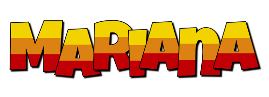 Mariana jungle logo