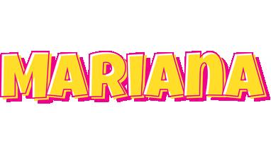 Mariana kaboom logo
