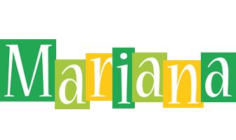 Mariana lemonade logo