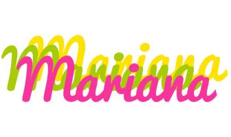 Mariana sweets logo