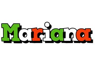 Mariana venezia logo