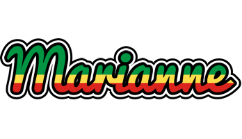 Marianne african logo