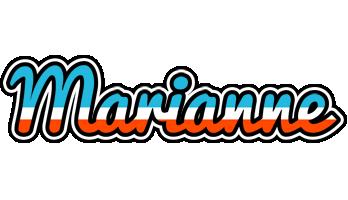 Marianne america logo