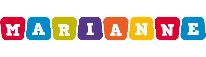 Marianne daycare logo