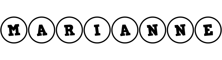 Marianne handy logo