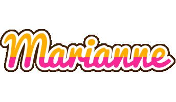 Marianne smoothie logo