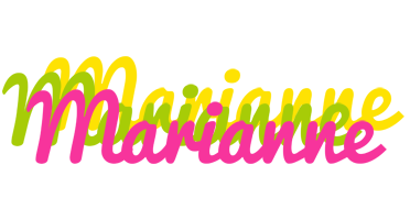 Marianne sweets logo