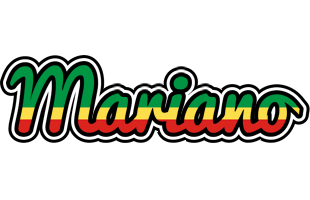 Mariano african logo