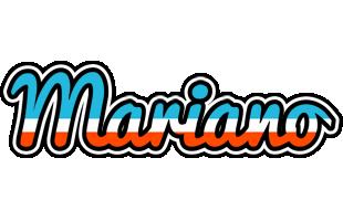 Mariano america logo