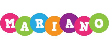 Mariano friends logo
