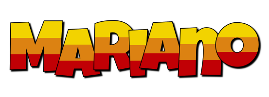 Mariano jungle logo