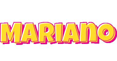 Mariano kaboom logo