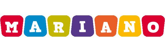 Mariano kiddo logo
